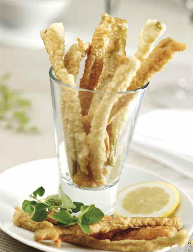 Cardos fritos