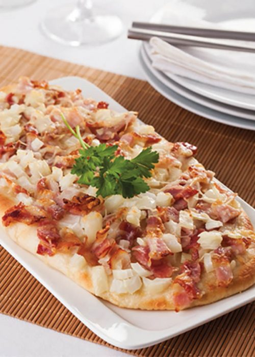 Pizza húngara (Töki pompos)