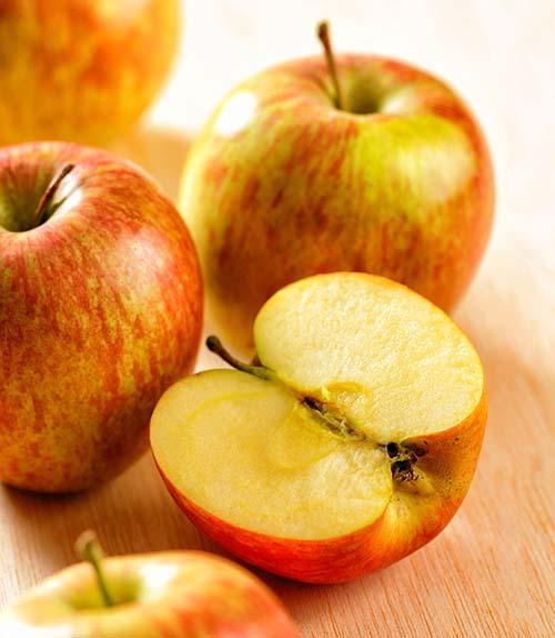 Manzana, desayuno