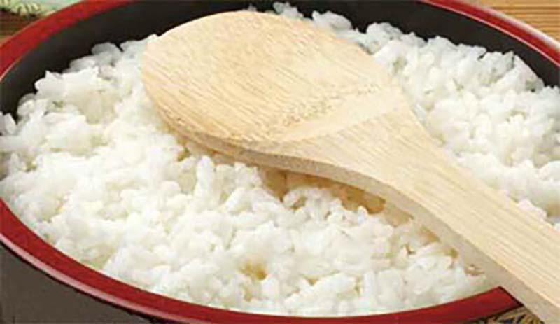 Arroz shari para sushi