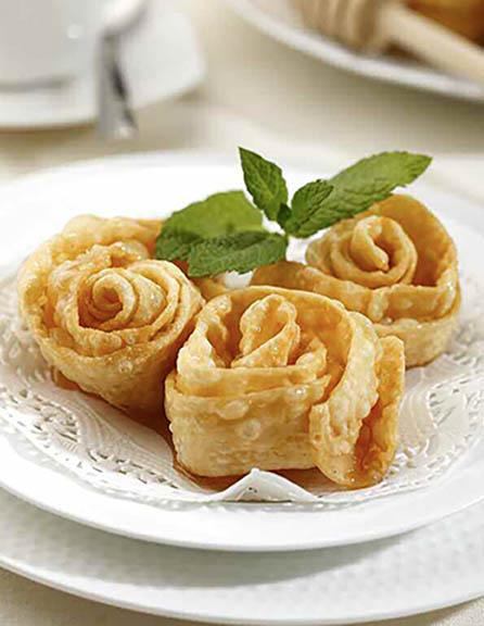 Rosas de miel