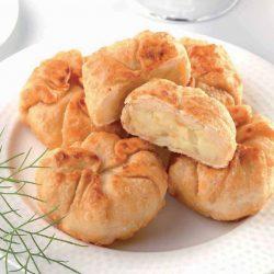 Tartitas de puré de patatas
