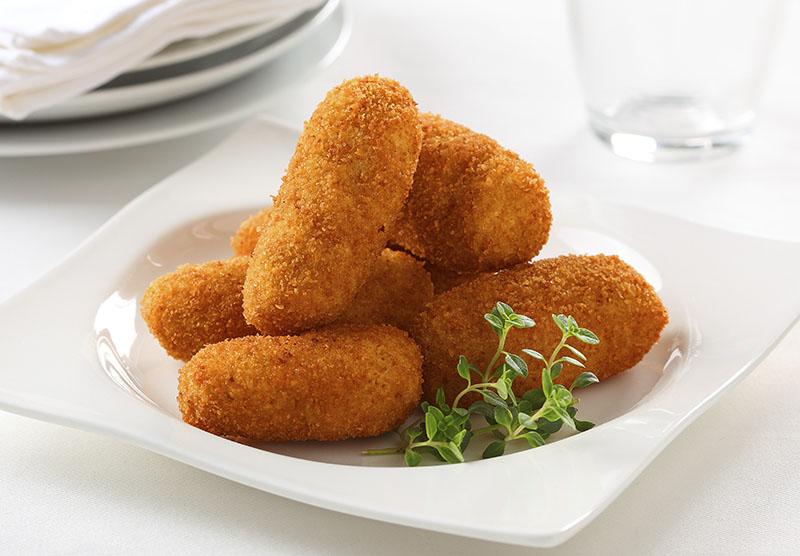 Receta de croquetas de bacalao con patata
