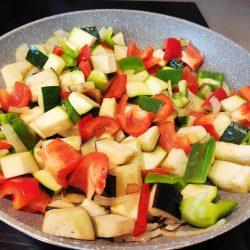 Verduras para cuscús